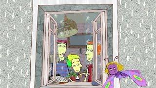 Везуха! - Цаца (история первой любви) (Серия 33) Мультфильм для детей и взрослых