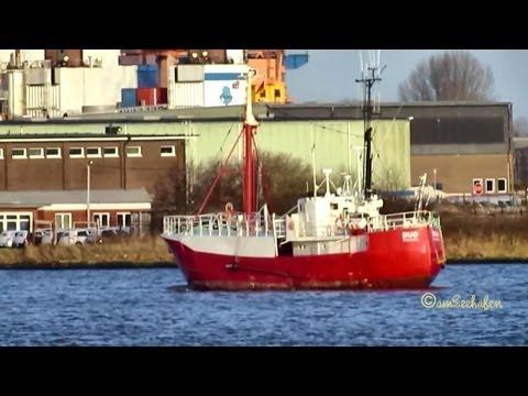 DUO HP4964 MMSI 372873000 Emden Germany built 1958 ex fishing vessel now seeking explosives