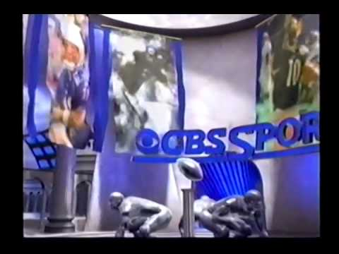 1998 NFL on CBS Intro