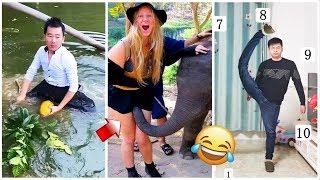 Những Khoảnh khắc hài hước và thú vị bá đạo trên Tik Tok Trung Quốc Triệu view✔️Tik Tok China #53😂