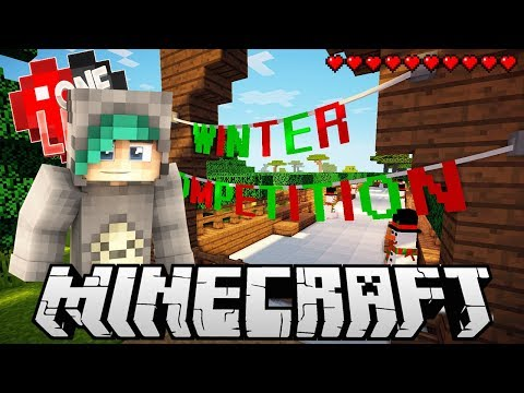 Winter Competition! - One Life Season 2 Minecraft SMP - Ep.33