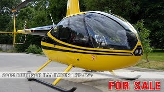 Robinson R44 Raven I Sp-Iwa For Sale