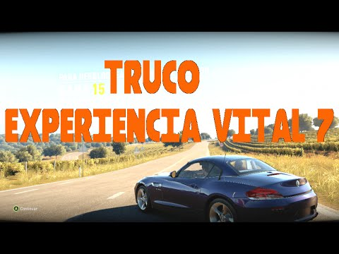 Truco Forza Horizon 2 Experiencia vital 7 Nissan GTR R