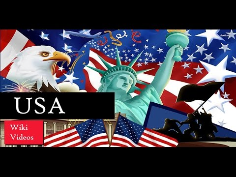 Amazing History of USA - America - Wiki Videos - The most powerful nation