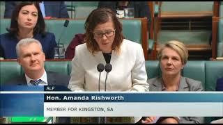 Parliament - 25 June 2018 - Child Care