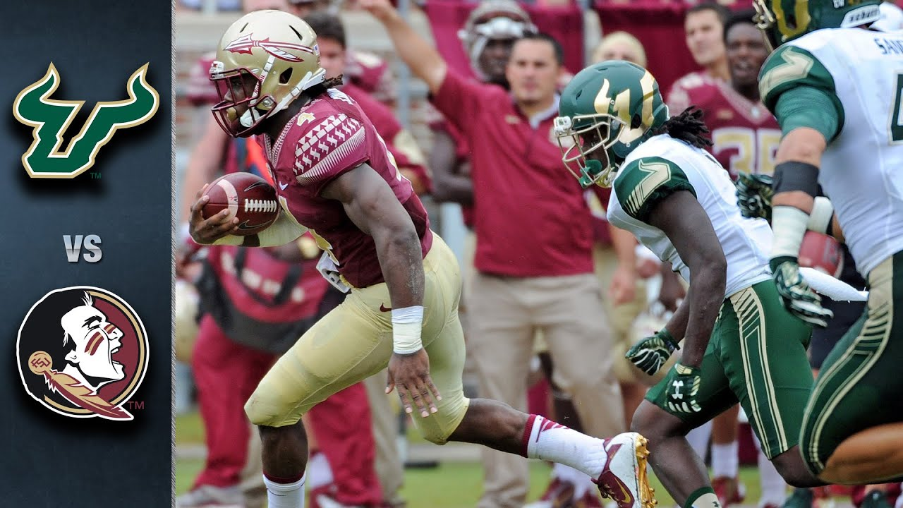 Florida State vs. South Florida | 2015 ACC Football Highlights