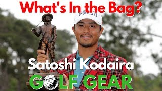 WITB - Satoshi Kodaira (2018 RBC Heritage Winner)