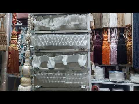 Curtain and Blinds Accessories by Abu Dhabi Curtains & Dubai Curtains