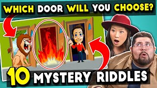 Adults Try To Solve Messed Up Mystery Riddles