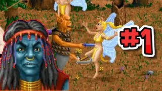 Heroes of Might and Magic: A Strategic Quest - Part 1 - The Best Faction?