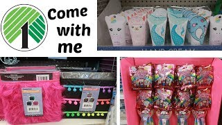 DOLLAR TREE * STORE # 2    COME WITH ME /  7-26-19