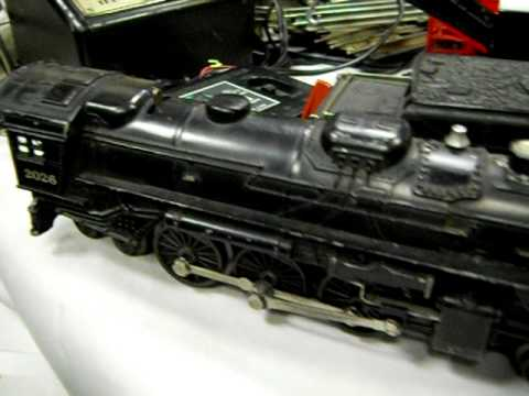 Vintage Lionel 027 Complete Train Set
