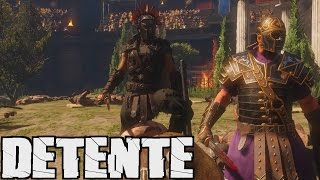 RYSE: SON OF ROME (FR) - COOP #01 : Rome L'invincible (Ft. Jisters) | Gameplay PC Ultra 60FPS