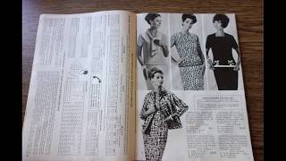 Mode Lifestyle Frisuren 1966  True Vintage