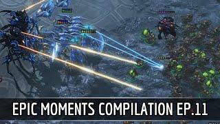 Download lagu StarCraft 2 Epic moments compilation Ep 11 MP3