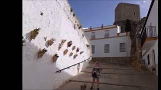 OLVERA, Pueblo Blanco  de la Sierra de Cádiz