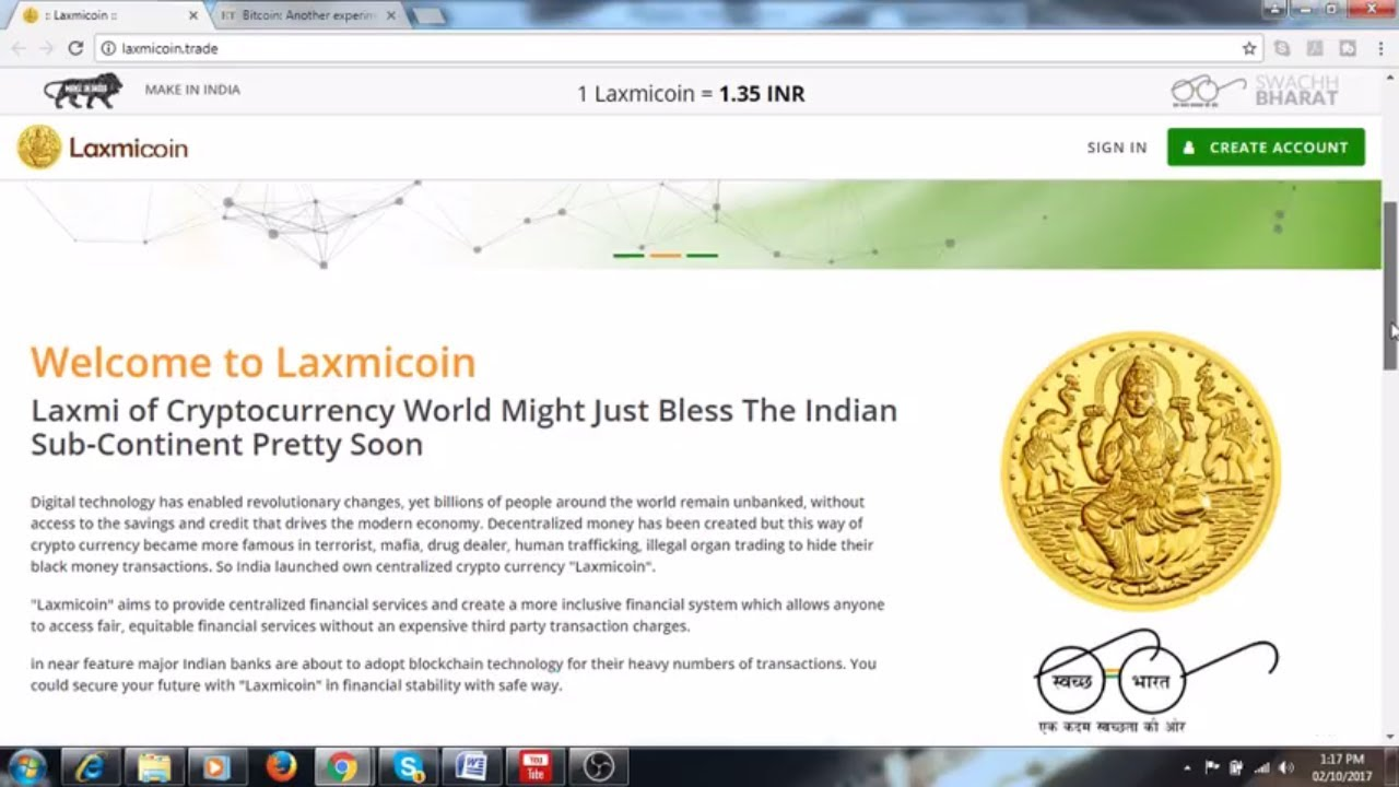 how to buy laxmi coin cryptocurrency