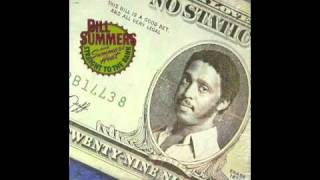"BILL SUMMERS & SUMMERS HEAT ""Your Love"""
