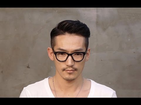 Korean Beauty 남자 포마드 리젠트컷 Men S Hair Classic Style