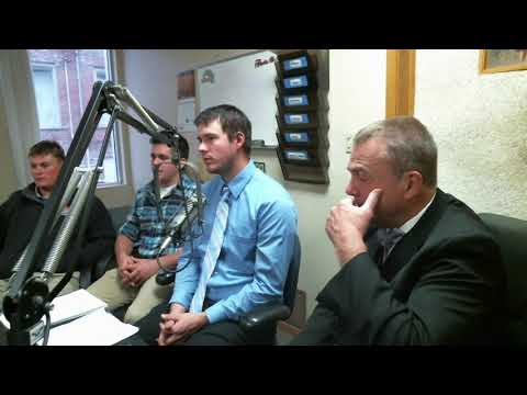 Bethlehem Academy Ag Program on AM Minnesota