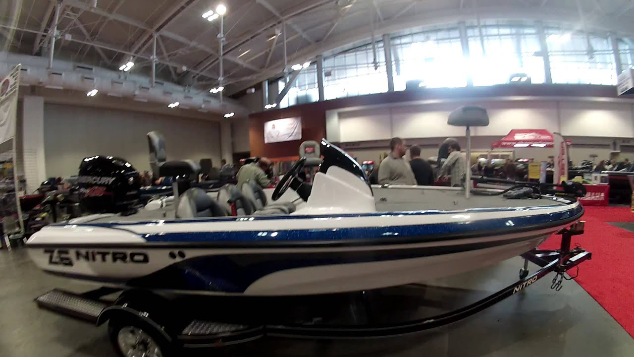 2014 nitro z6 pro bass fishing boat sick youtube for Bass pro fishing boats