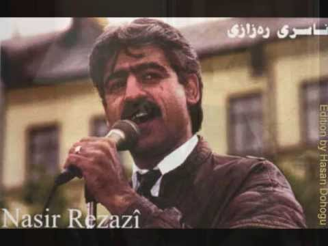 Kurdish Music - 8 live songs -  (FULL Halparke) Naser Razazi