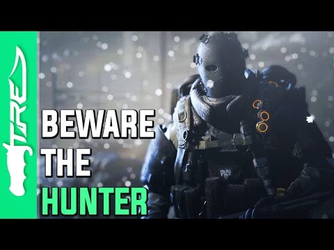 BEWARE THE HUNTER! - The Division Survival Gameplay (The Division Xbox One Gameplay)