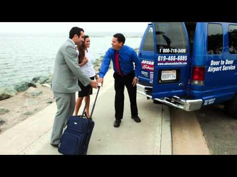 San Diego Airport Shuttle Service