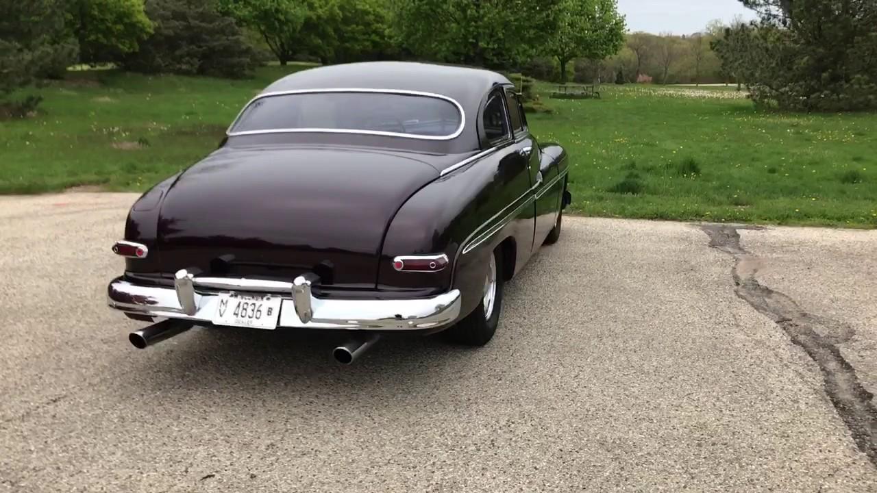 1950 Mercury Coupe Youtube
