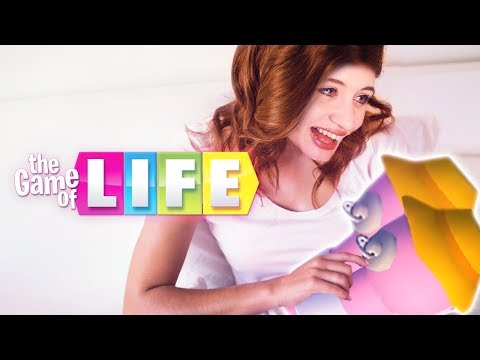 HWSQ #152 - Hilfe! Ich gebäre Tampons! ● Let's Play Spiel des Lebens