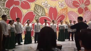 """""""Chua-Ay"""" by Coro San Benildo"""