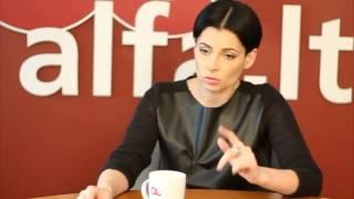 Alfa.lt vaizdo konferencijoje – Agnė Jagelavičiūtė