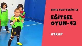 Eğitsel Oyun 43  Atkap (Beden Eğitimi ve Spor) PhysicalEducationalGames