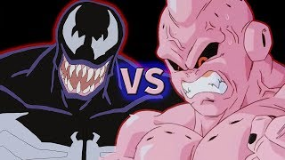 Venom (Eddie Brock) vs Super Buu (Dragon Ball Z)