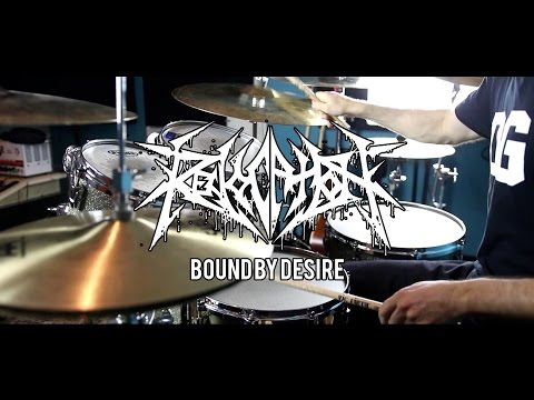 """Revocation """"Bound By Desire"""" Ash Pearson Drum Play Through"""