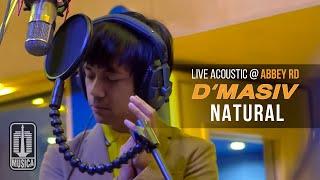 D'MASIV - Natural (Live Acoustic @ABBEY RD)