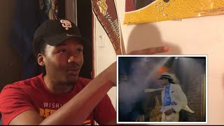 FIRST TIME HEARING - Michael Jackson - Smooth Criminal (Official Video) - REACTION!!