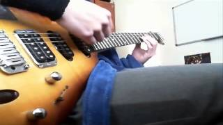 SCARS 傷跡 (Guitar Cover)