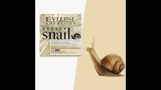 Eveline Royal Snail   Premiera
