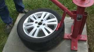Harbor Freight Tire Changer Pittsburgh Automotive Balancer Mojolever Tire Tool