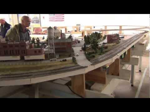 Greensboro NC Train Show  - 03-23-13