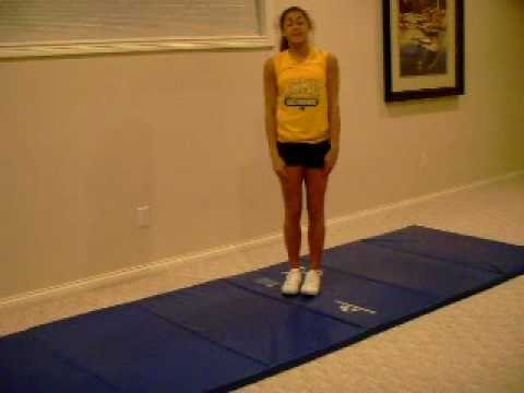 Maddie- How to Tumble