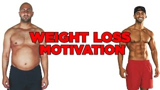 FIGHT FOR YOUR HAPPINESS: WEIGHT LOSS MOTIVATIONAL SPEECH! thumbnail