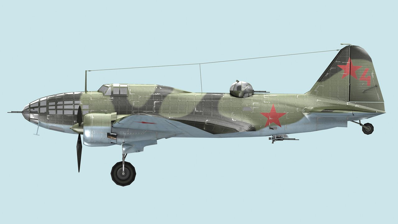 Ilyushin airplanes: the history of victories 78