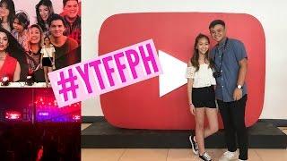 #YTFFPH vlog + Laurex performance ft. LaurDIY, Alex Wassabi, Janina Vela, Wil Dasovich | Joella ♡