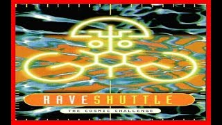 "Rave Shuttle - The Cosmic Challenge 1997 PC ""Deutsch/German"""