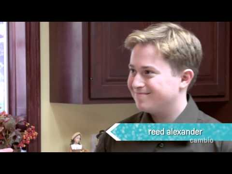 Cambio Connect with Elizabeth Gillies & Reed Alexander Thanksgiving Food Tips