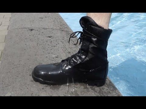 Wellco jungle boots