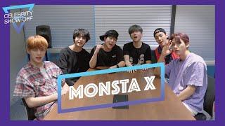 Celebrity Show-Off x MONSTA X [몬스타엑스]
