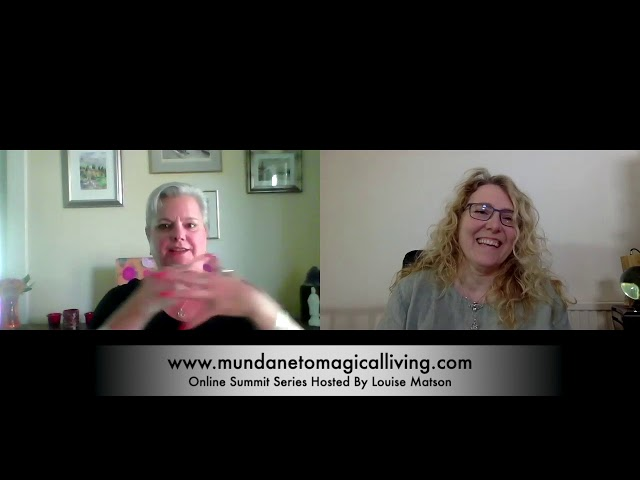 Mundane to Magical Interview